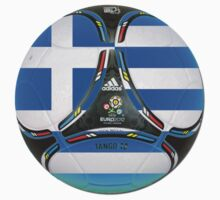 Euro 2012 Football - Greece by SkinnyJoe