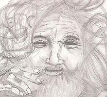 Old Man by kashmirecho