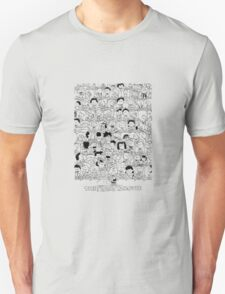 the peanuts movie characters T-Shirt