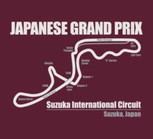 Japanese Grand Prix (Dark Shirts) by oawan