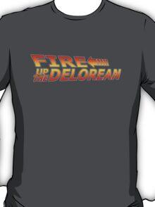 Fire up the DeLorean! T-Shirt