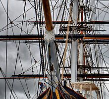 The Cutty Sark, Greenwich by Karen Martin