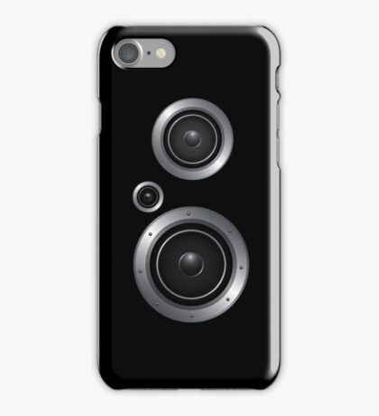 Sound Speaker  IPad Case / iPhone 5 / iPhone 4 Case  / Samsung Galaxy Cases  / Pillow / Tote Bag iPhone Case/Skin