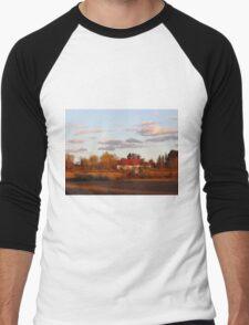 Rural living Men's Baseball ¾ T-Shirt