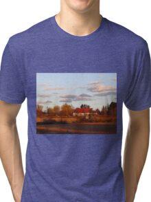 Rural living Tri-blend T-Shirt