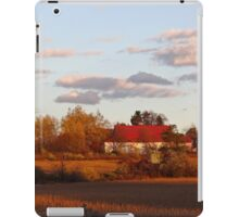 Rural living iPad Case/Skin