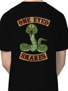 One Eyed Snakes Classic T-Shirt