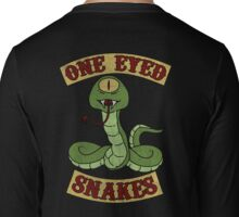 One Eyed Snakes Long Sleeve T-Shirt