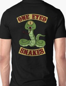 One Eyed Snakes Unisex T-Shirt