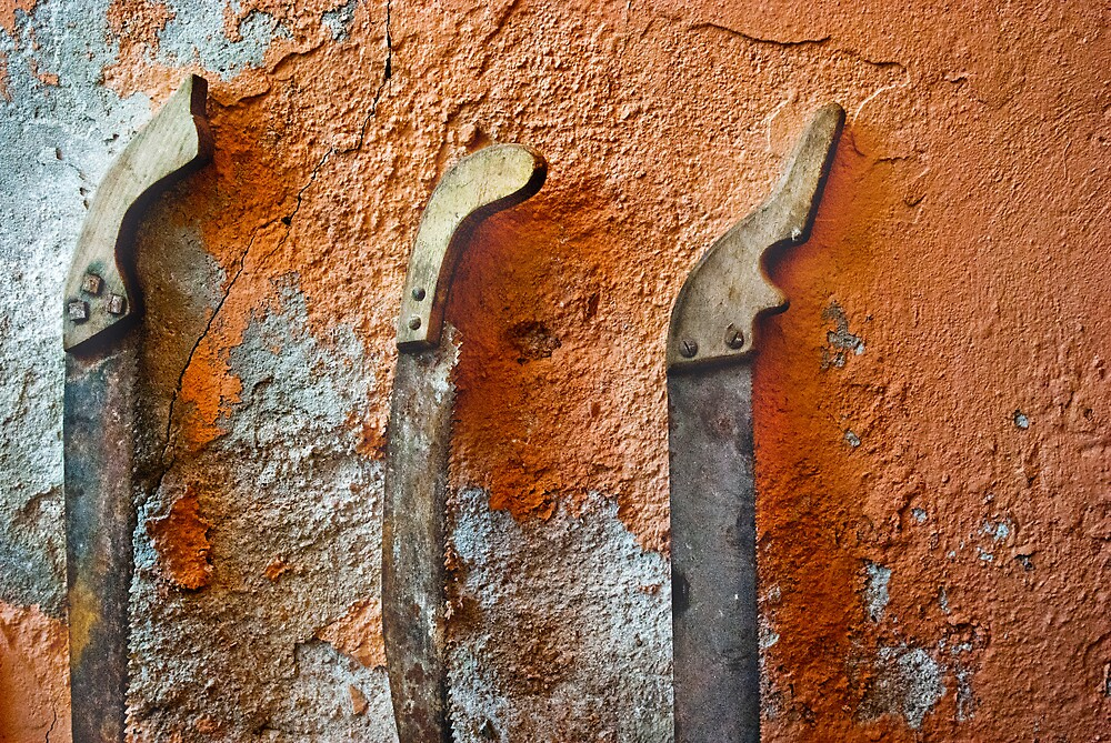 Saws by Clockworkmary