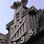 Gate with an Eagle © by Ethna Gillespie