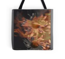 Leaping from the flames... Tote Bag
