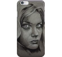 Charcoal experiment #2 iPhone Case/Skin