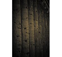 roman pillars  B@W Photographic Print