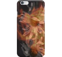 iPhone Case of painting...Leaping from the flames... iPhone Case/Skin