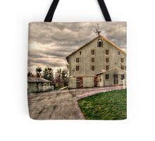 Barn, Eisenhower Farm, National Historic Landmark, Gettysburg PA Tote Bag