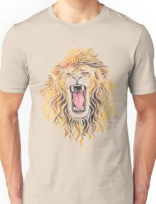 Swirly Lion T-Shirt