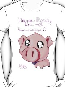 Lovely Piggy T-Shirt