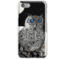 Spice Owl  iPhone Case/Skin