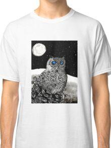 Spice Owl  Classic T-Shirt