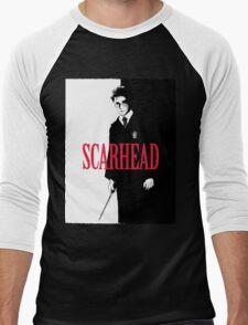 SCARHEAD Men's Baseball ¾ T-Shirt