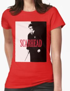 SCARHEAD Womens Fitted T-Shirt