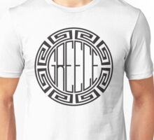 Greece - original round design Unisex T-Shirt