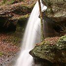 Hemlock Cliffs Waterfalls by mikepemberton