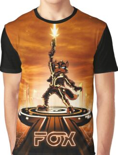 FOXTRON - Movie Poster Edition Graphic T-Shirt