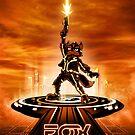 FOXTRON - Movie Poster Edition by DJKopet