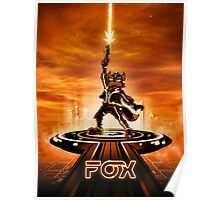 FOXTRON - Movie Poster Edition Poster