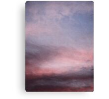 November Sky (4580) Canvas Print