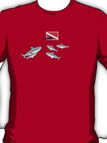 Shark Dive! T-Shirt