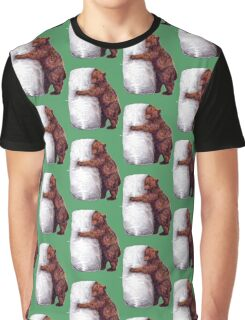 BEAR-rito Bear Hugs Graphic T-Shirt