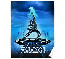 FALTRON - Movie Poster Edition Poster