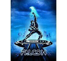 FALTRON - Movie Poster Edition Photographic Print