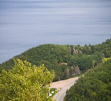 Cabot Trail #2 by Natalie Ord