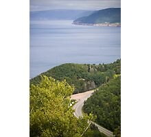 Cabot Trail #2 Photographic Print