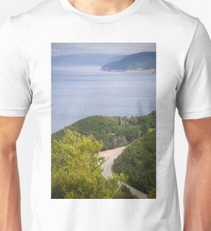 Cabot Trail #2 Unisex T-Shirt