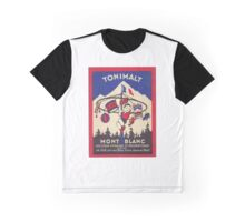 Mont Blanc Graphic T-Shirt