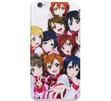 Love Live iPhone Case/Skin