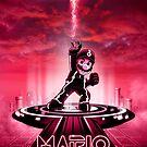 MARIOTRON - Movie Poster Edition by DJKopet