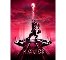 MARIOTRON - Movie Poster Edition Photographic Print