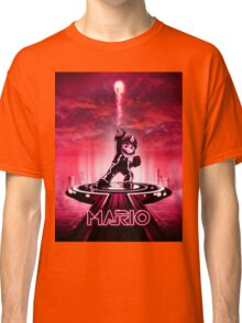 MARIOTRON - Movie Poster Edition Classic T-Shirt