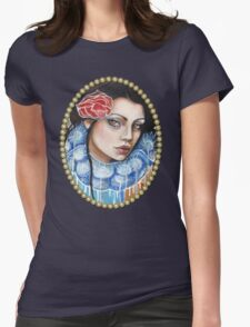 Leanan Sidhe tee Womens Fitted T-Shirt