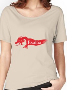 Exaltia Guild Wars 2 Guild Women's Relaxed Fit T-Shirt