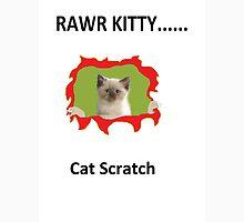 Cat Scratch  Unisex T-Shirt