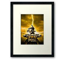 PIKATRON - Movie Poster Edition Framed Print