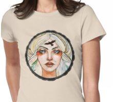 Goddess Freyja tee Womens Fitted T-Shirt
