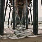 Under The Pier by Eddie Yerkish